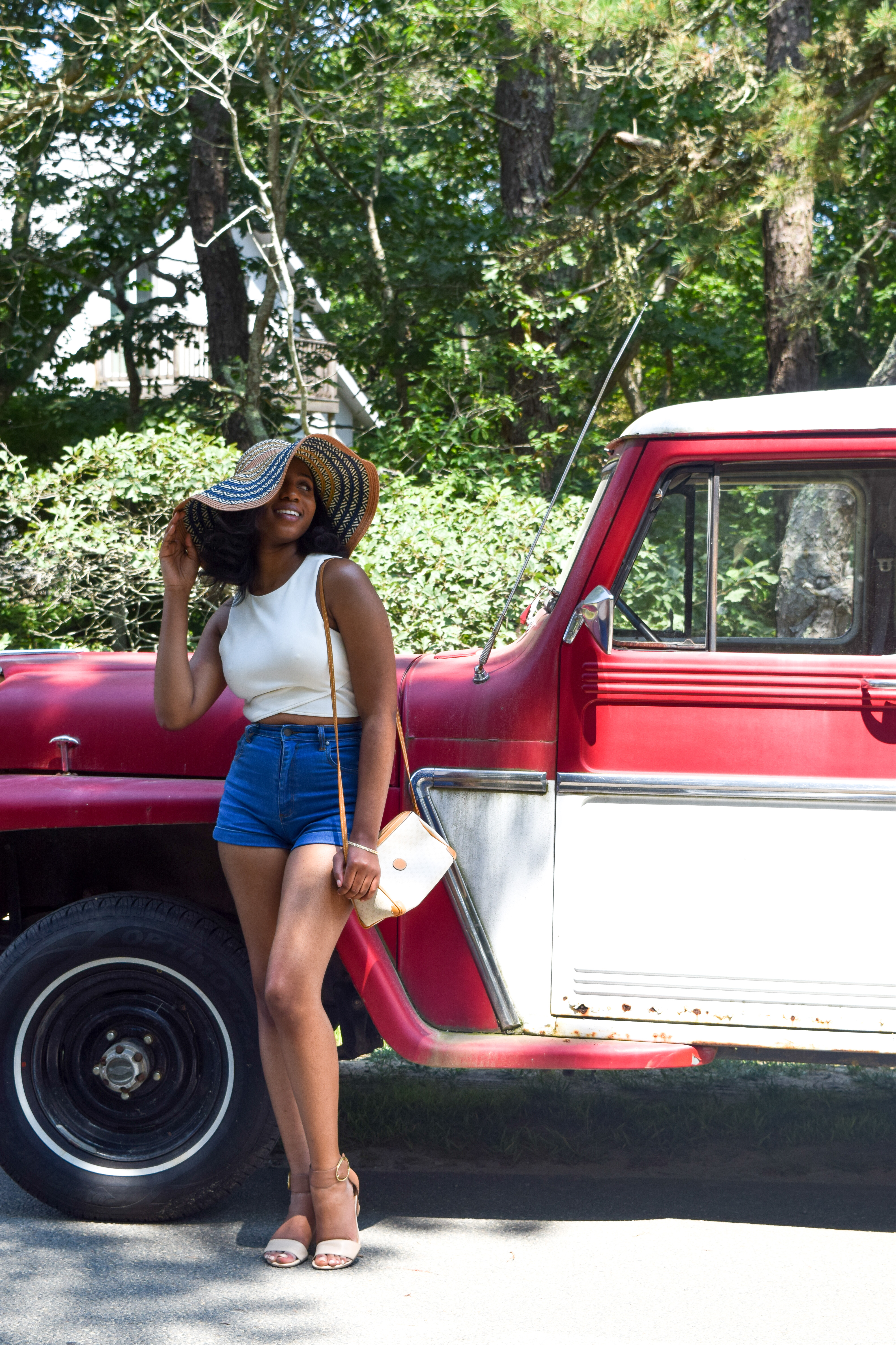 foto de Pin Up Vibes Summer Vacation Outfit Lay Summers